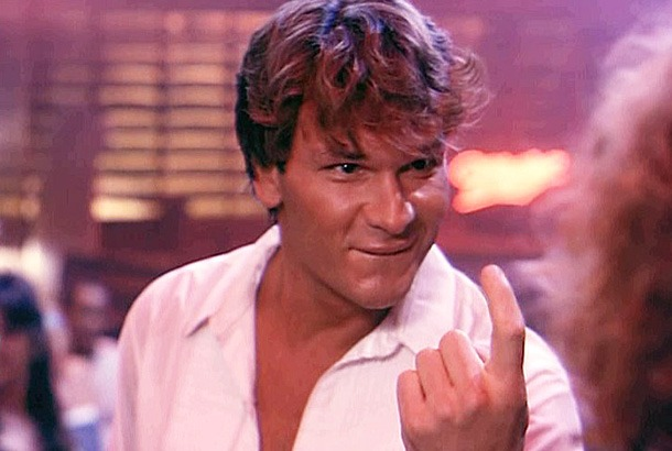 Image result for swayze dirty dancing