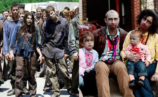Disfraces en familia para Halloween MyM