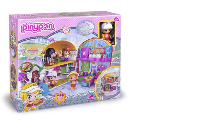 Burger Pinypon