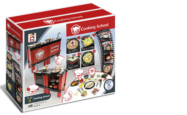 Cooking School de Chicos
