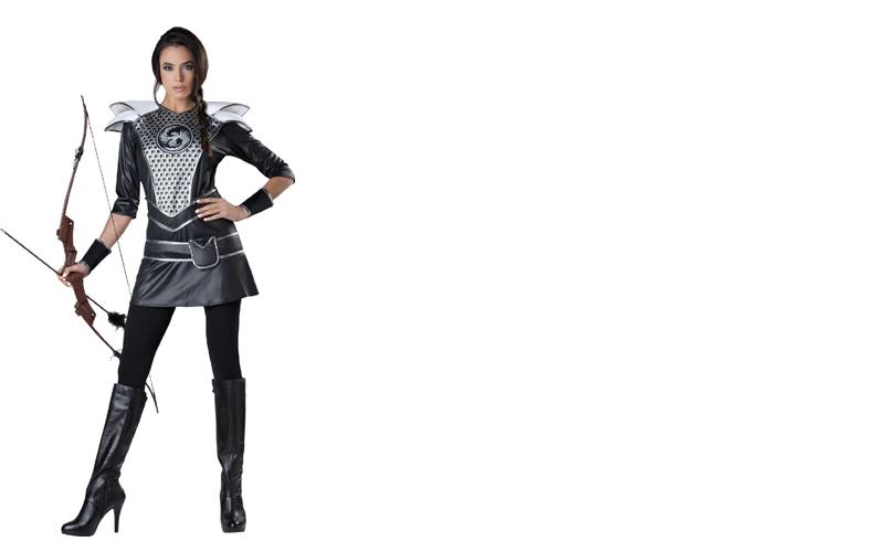 Disfraz Katniss
