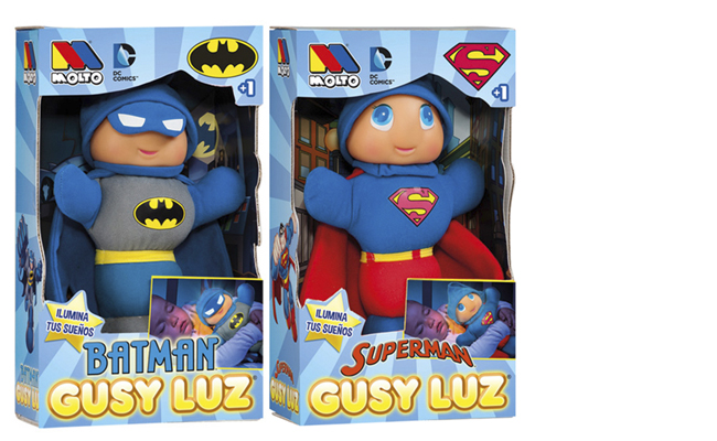 Gusyluz Batman y Superman