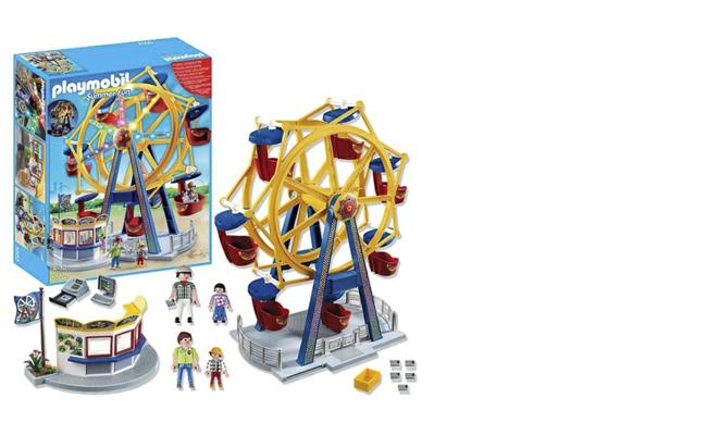 Noria de Playmobil
