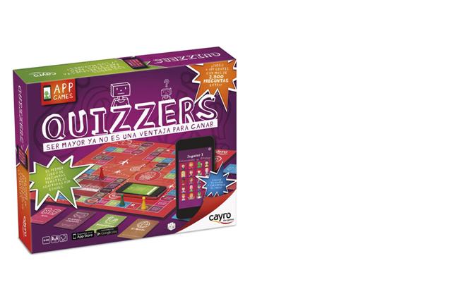 Quizzers de Cayro Games