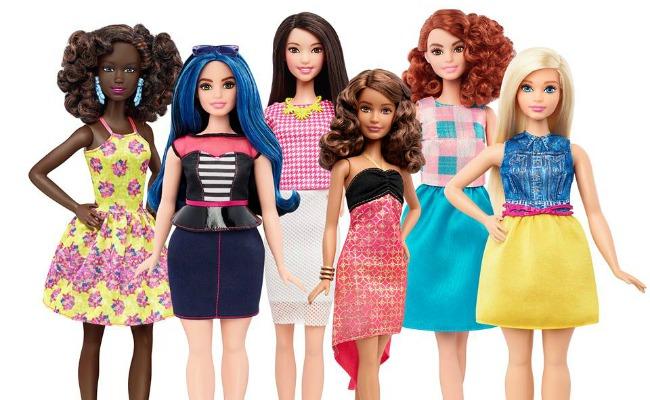 Barbie Fashionista 2016