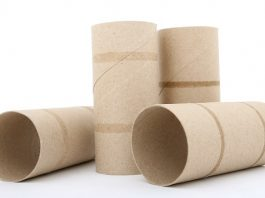 cosas que se pueden hacer con rollos de papel higiénico