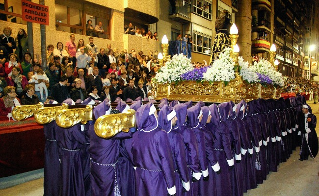 procesion Semana Santa