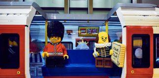 Tienda Lego Londres