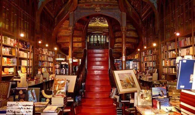 Librería Harry Potter - Lugares bonitos por el mundo