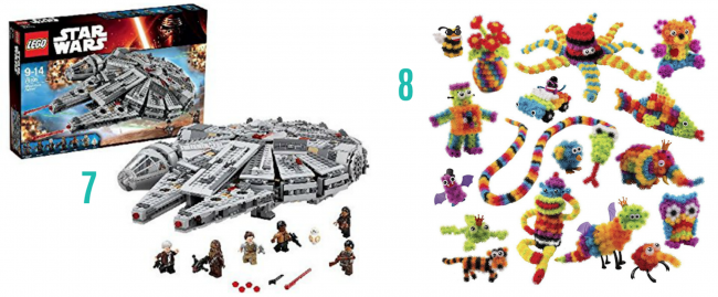 juguetes navidad construcciones