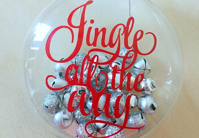 decoración de navidad bolas