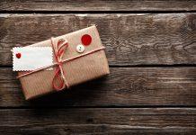 envolver los regalos