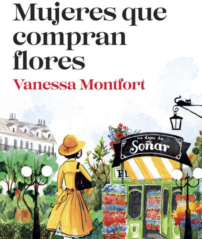 Mujeres que compran flores