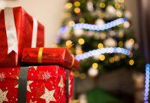 nacer en Navidad regalos