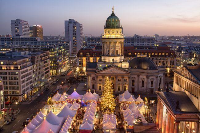 Viajar en familia en Navidad Berlin