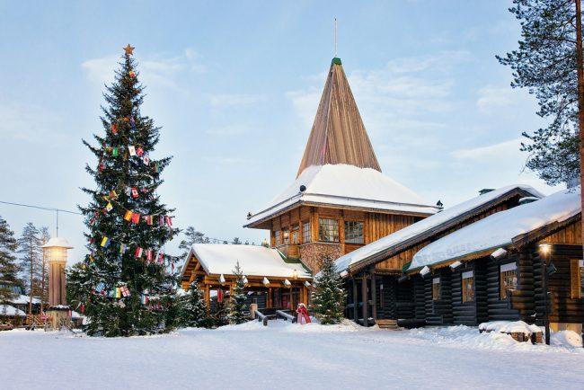 viajar en familia en Navidad