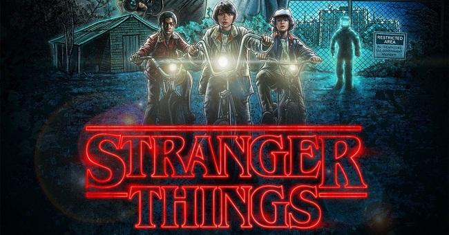 llega Stranger Things