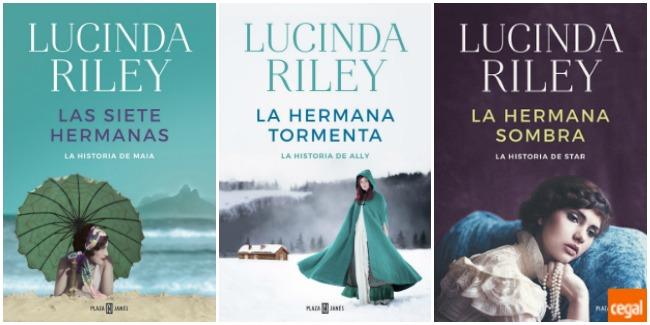 Trilogia Lucinda Riley