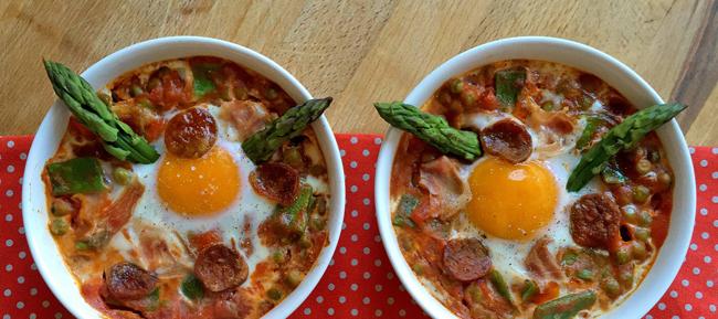 día internacional del huevo