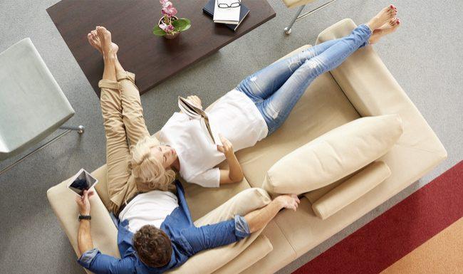 Nesting sofa