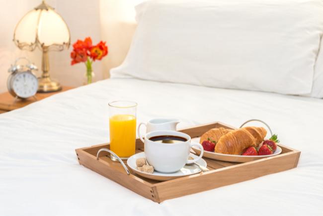 Nesting desayuno
