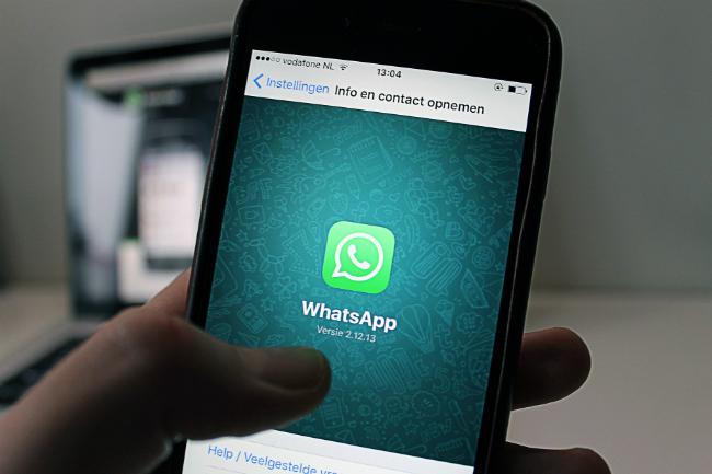 Redes sociales móvil