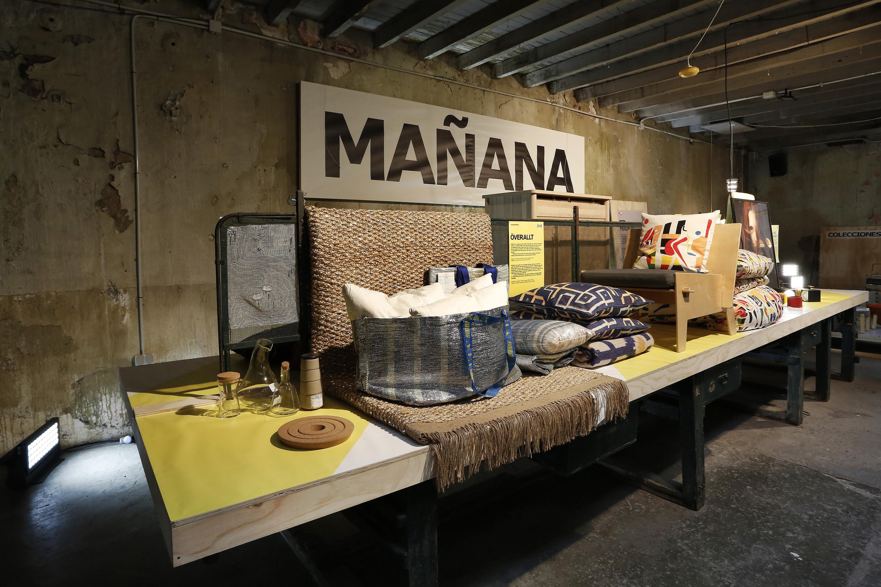 IKEA presenta Diseño Democrático en la exposición #IKEAMADRIDDD