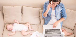 conciliar en España madres