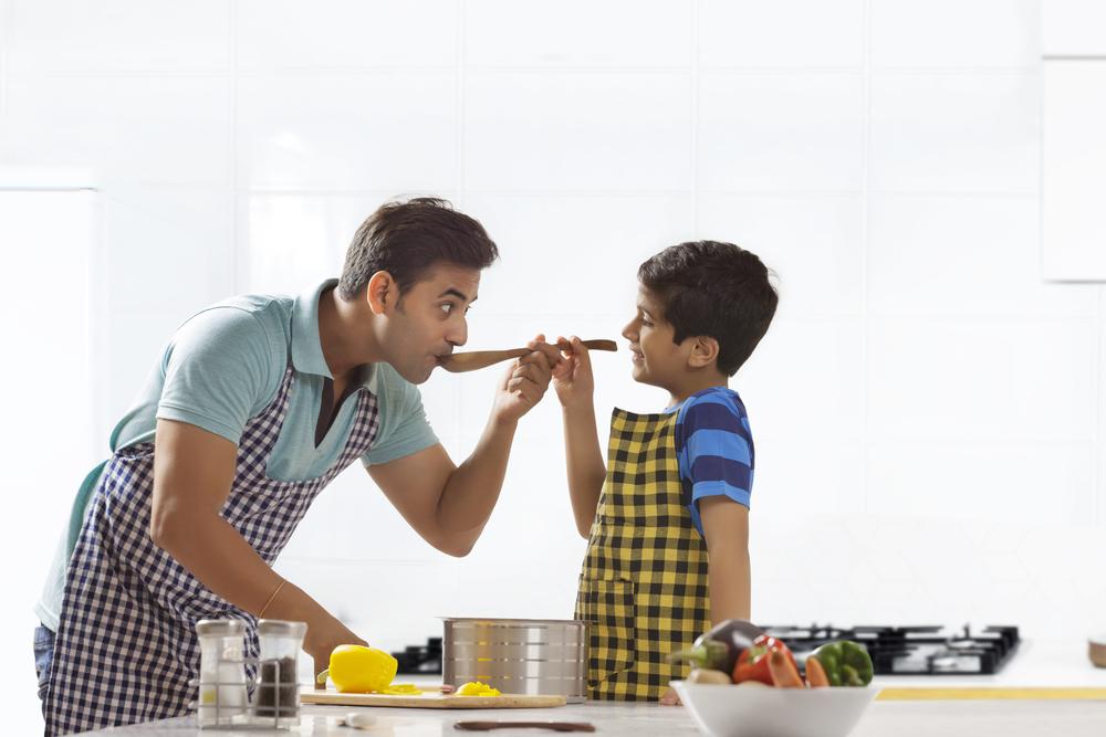 Día del padre cocina