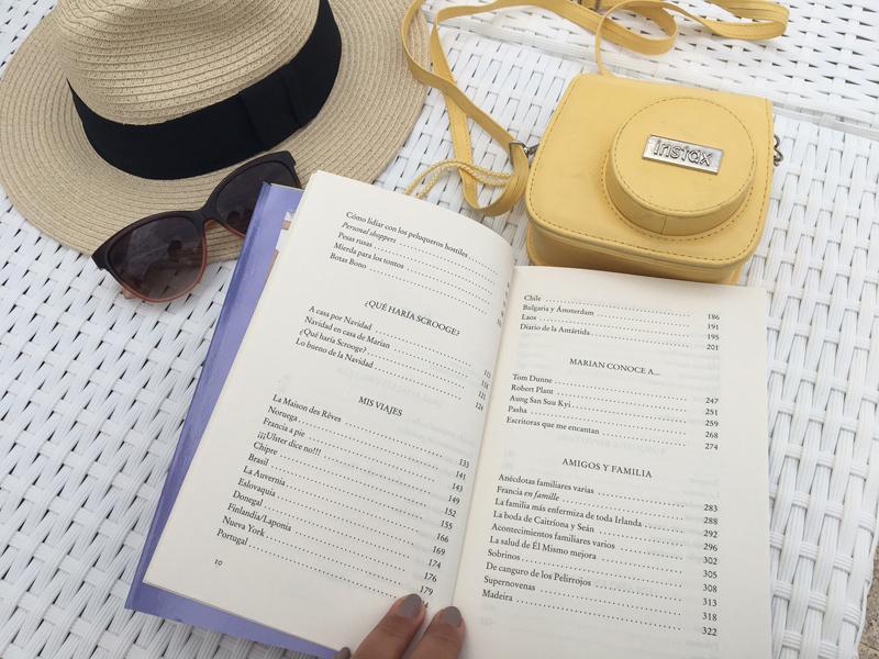 LIBROS: Marian Keyes: mi vida, instrucciones de uso