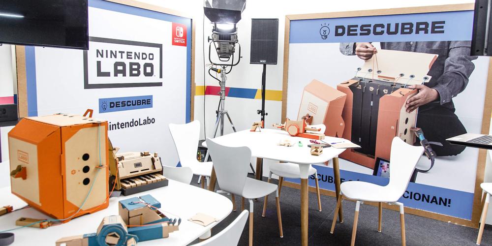 Nintendo Labo 5