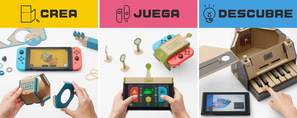 Nintendo Labo 9