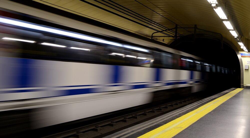 odio del metro