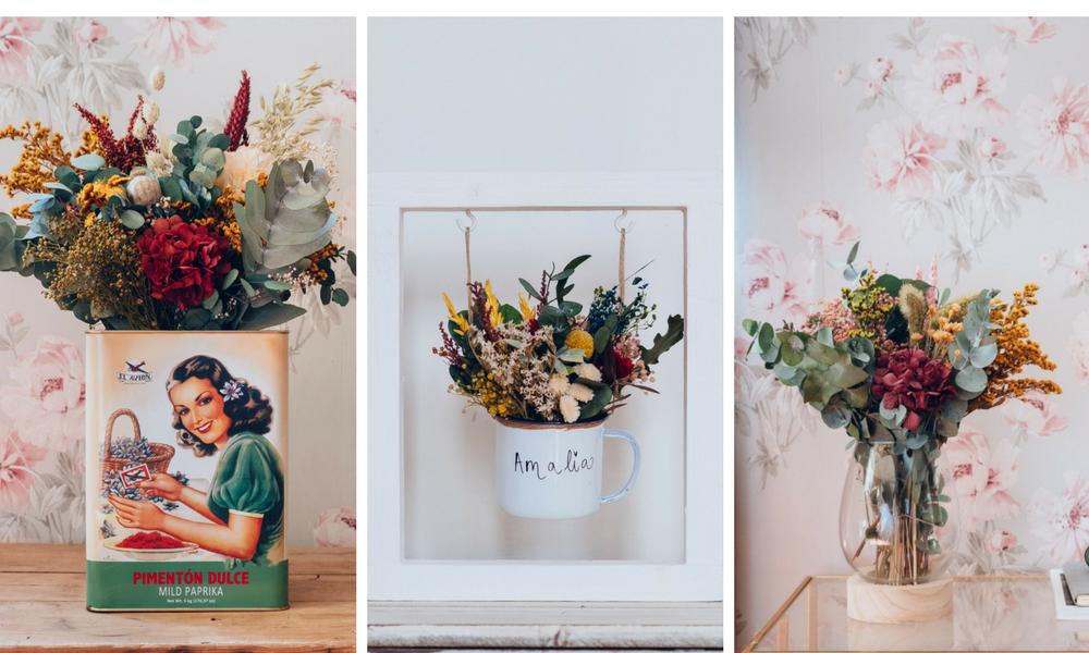 regalos para el día de la madre_flores