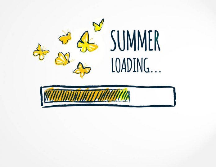 manualidades para dar la bienvenida al verano
