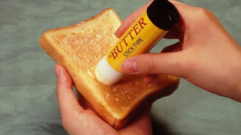 regalos frikis barra de mantequilla