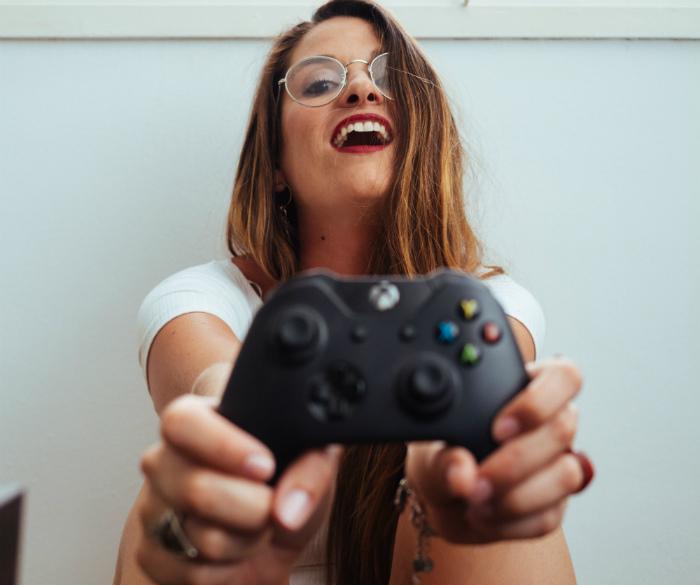 mujeres en los videojuegos