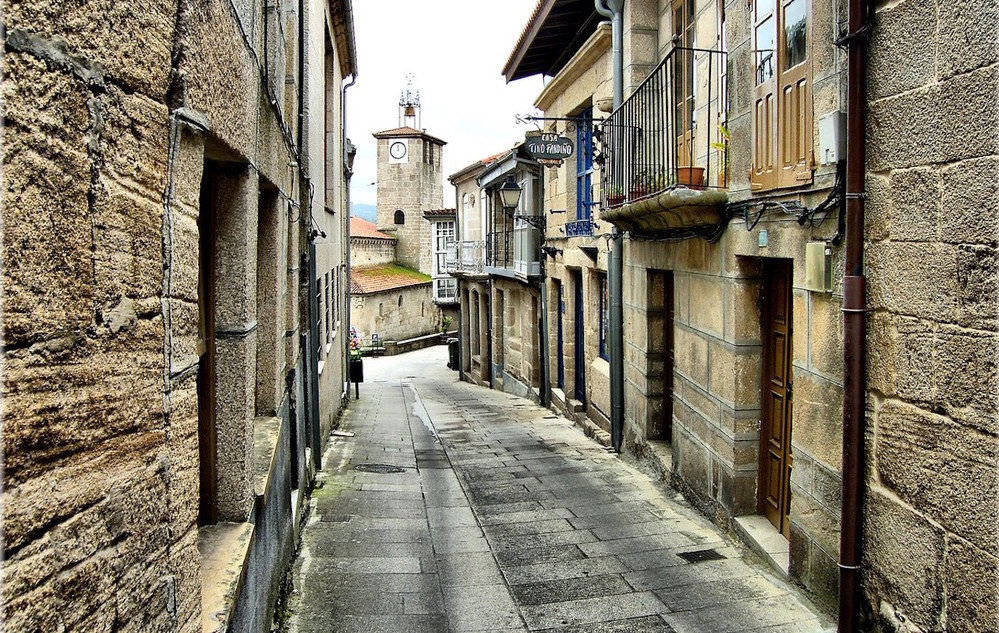 Allariz pueblos más bonitos de España