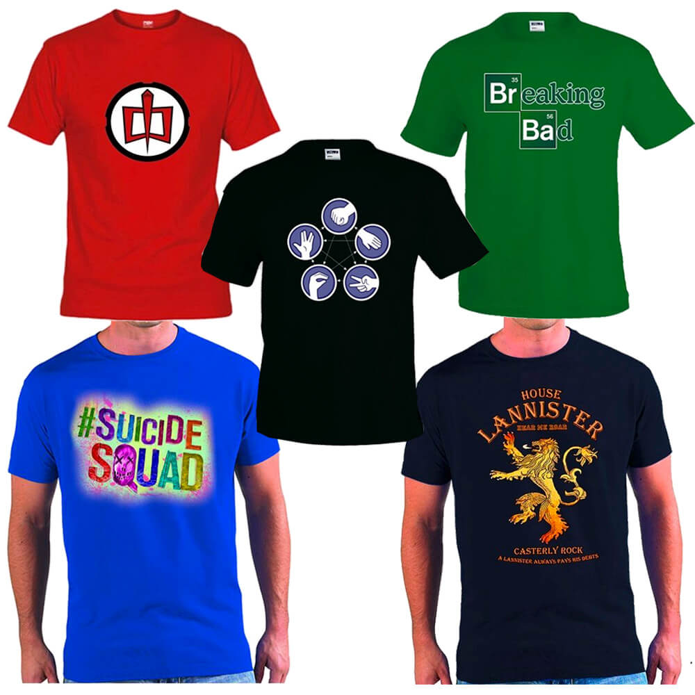 camisetas y sudaderas regalosde