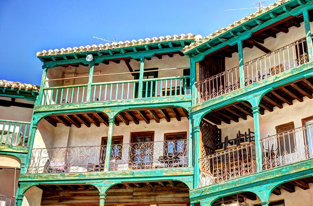 chinchón pueblos más bonitos de España
