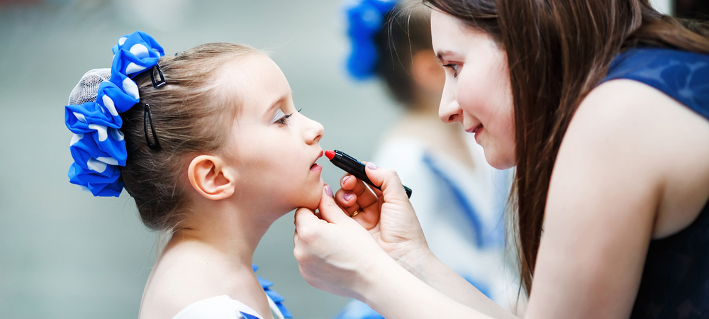 fiesta fin de curso maquillaje