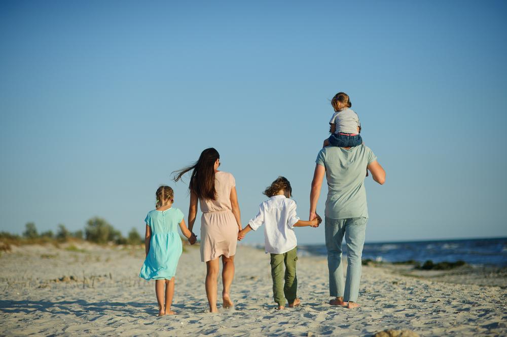 deseos de verano tiempo en familia