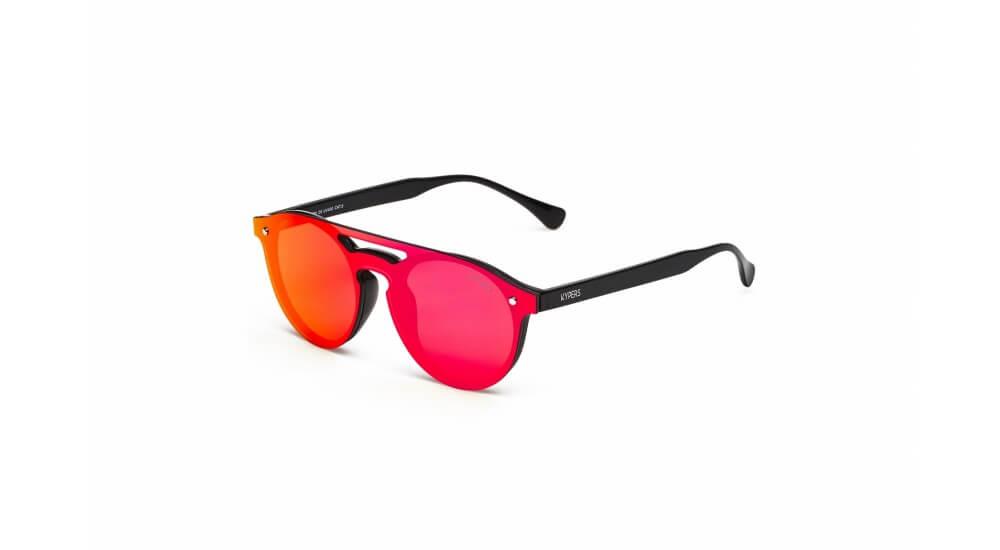 color de las gafas de sol