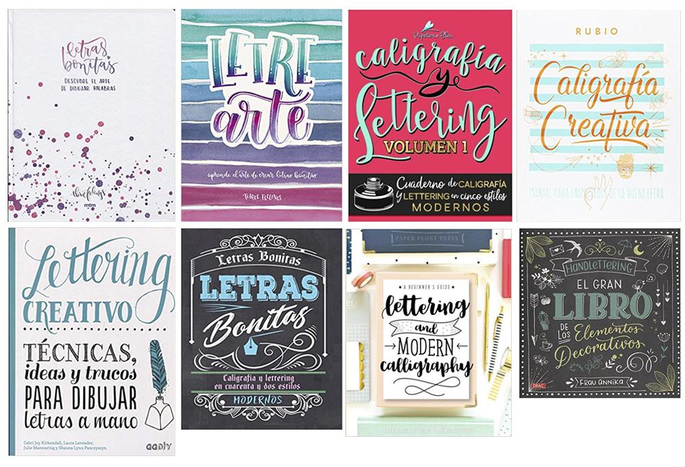 Libros para lettering