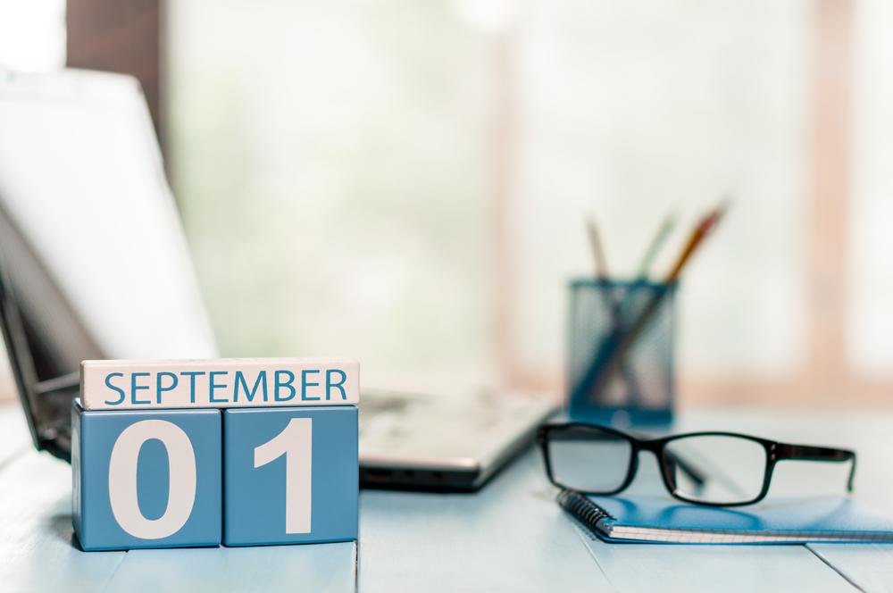 vacaciones en septiembre