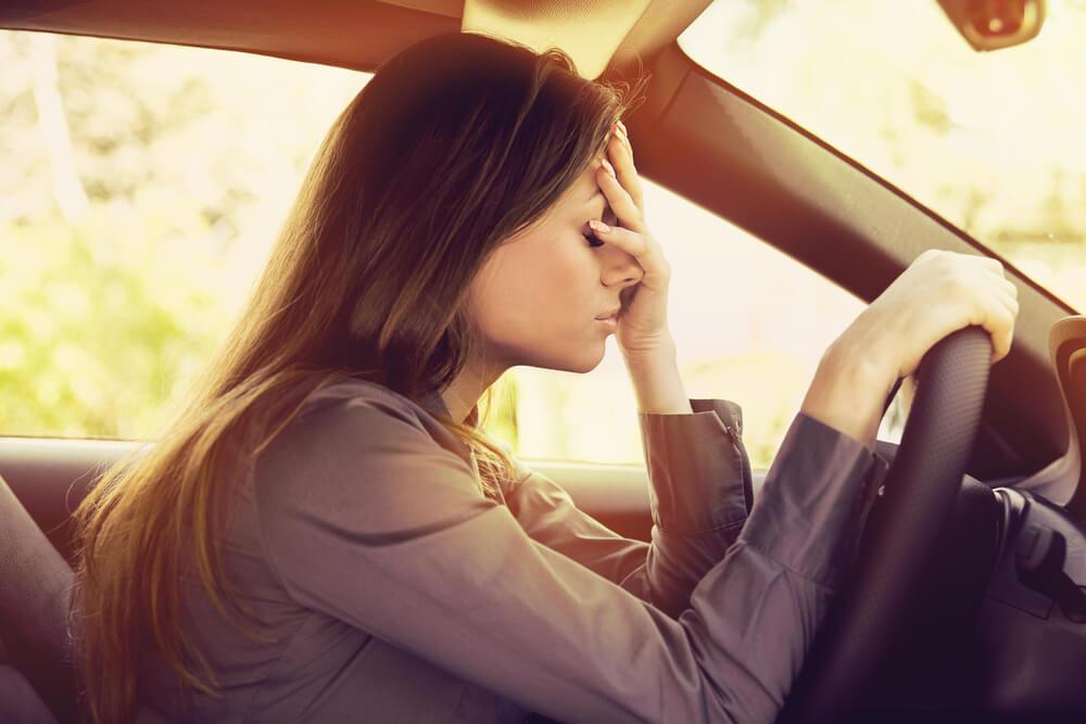 dejar el coche