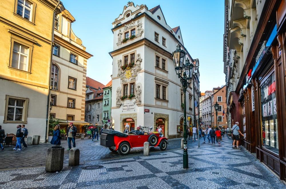 Viajar a Praga en familia
