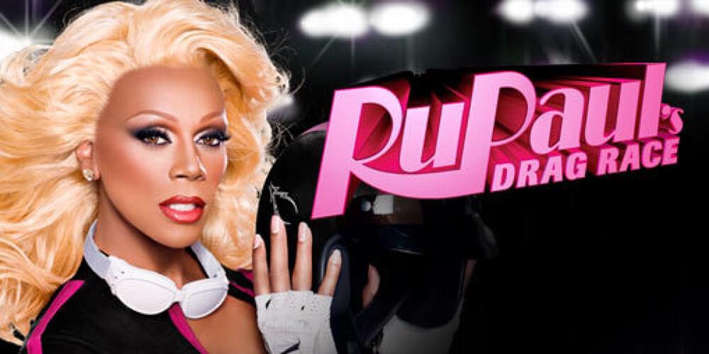 Rupaul Charles en RuPaul Drag Race