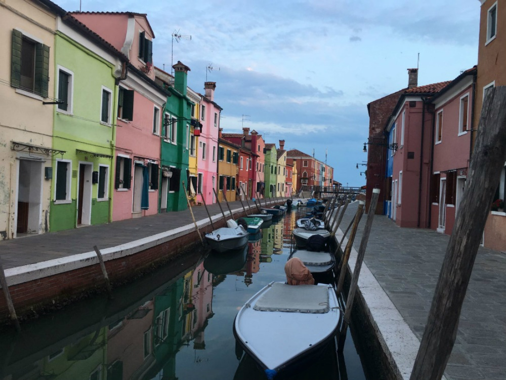 Venecia es una ciudad de cuento