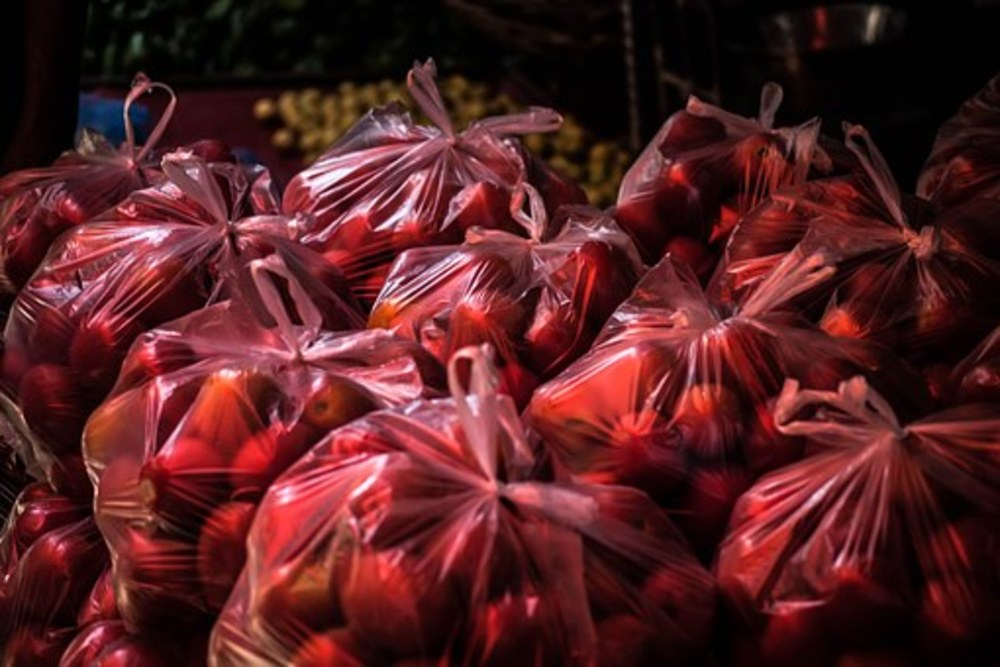bolsas de plásticoo